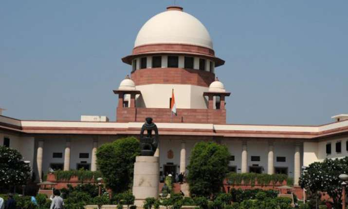 take action against persons giving surety bail says sc