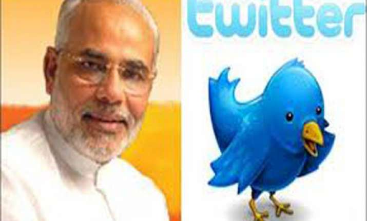 talked about boosting india us ties with obama tweets modi