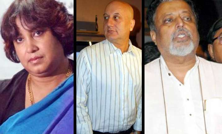 taslima lashes out at anupam kher