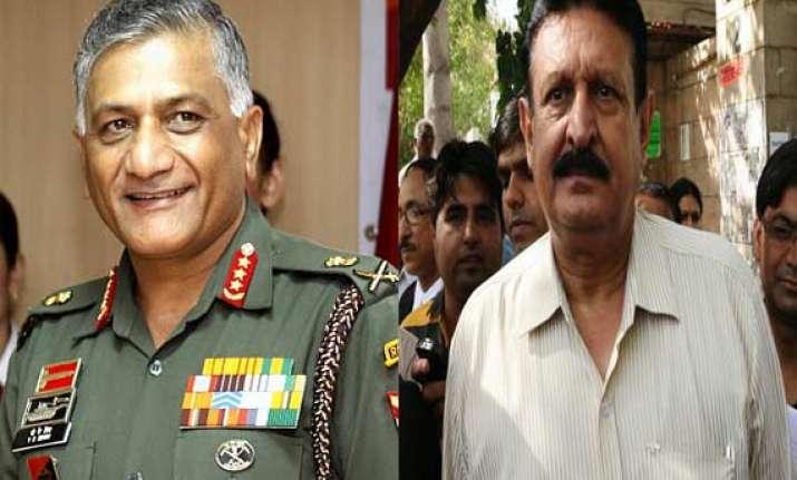 tatra bribery case lt general retd tejinder singh offered