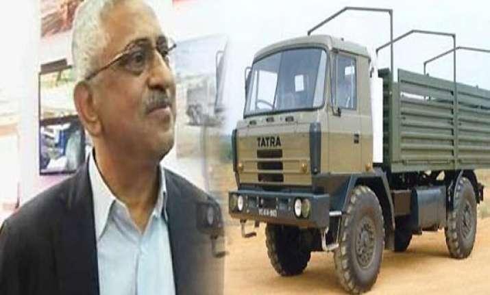 tatra truck scam delhi court allows ravi rishi to go to uk