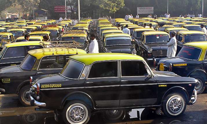 taxi fares to go up by re 1 in mumbai