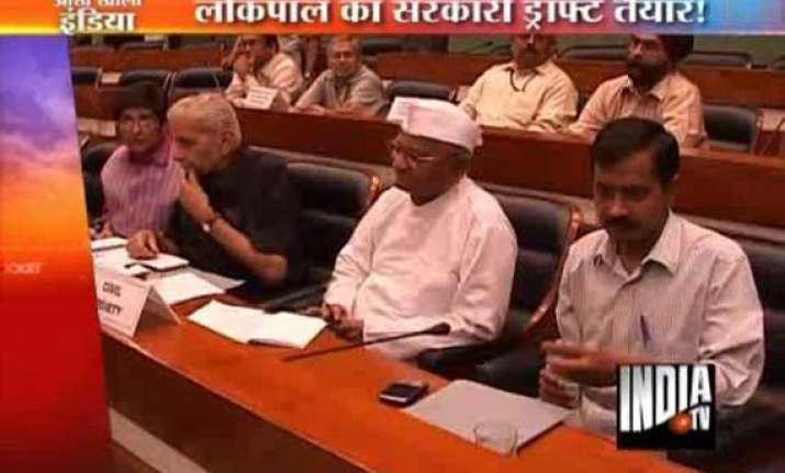 team anna flays exclusion of judiciary from lokpal