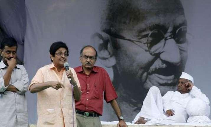 team anna says we are victim of congress internal politics