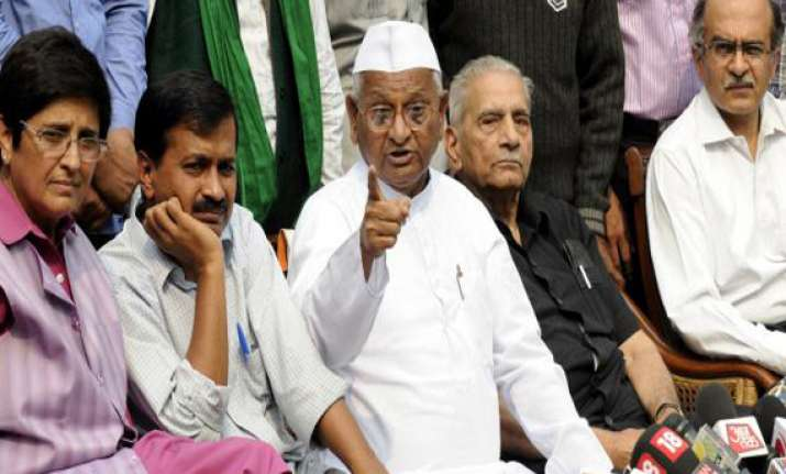 team anna to campaign in punjab for lokpal
