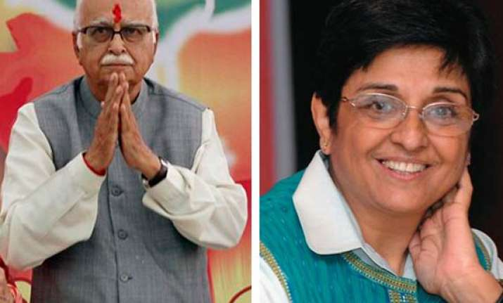 team anna to give lokpal presentation to bjp leaders on