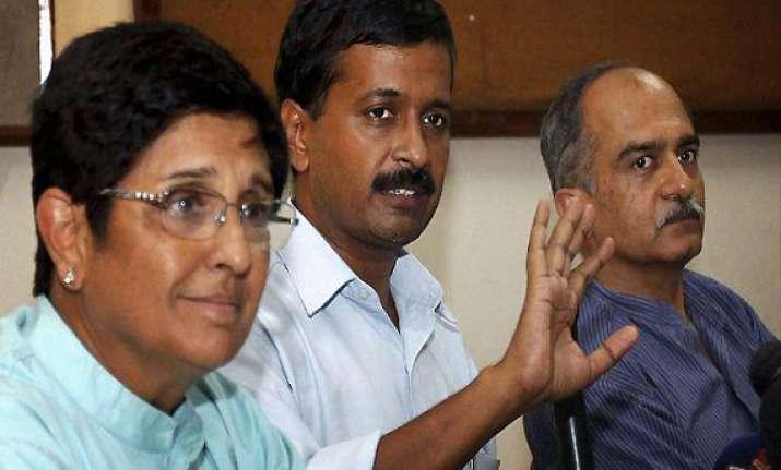 team anna justifies demand for probe against mukherjee