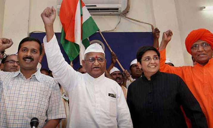 team anna members to sit on indefinite fast from july 25