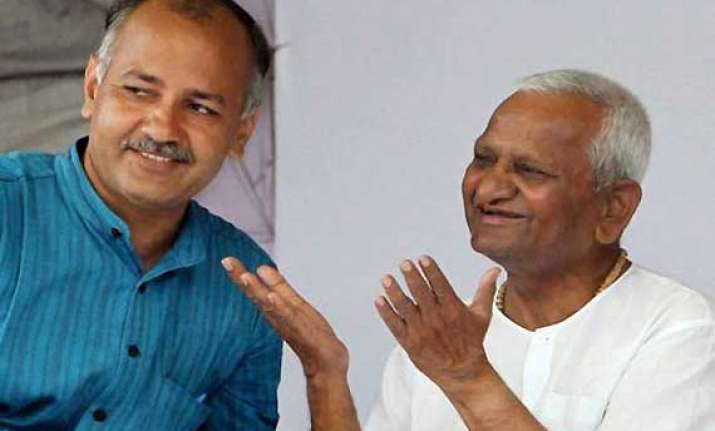 team anna to go on indefinite fast from july 25