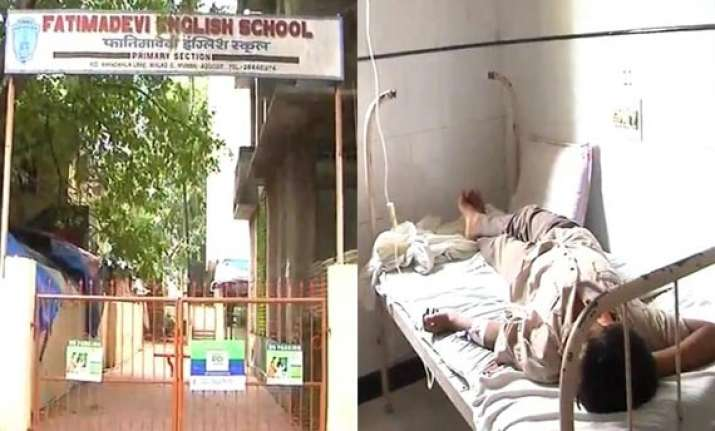 teenager slashes senior s neck with a blade in a mumbai