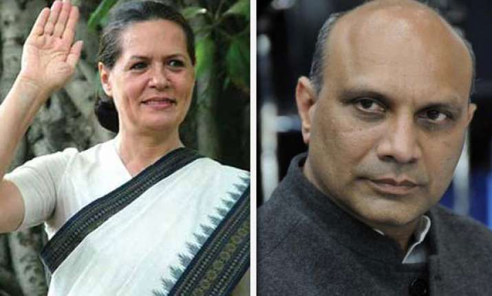 telangana sonia gandhi asks pallam raju not to act in haste