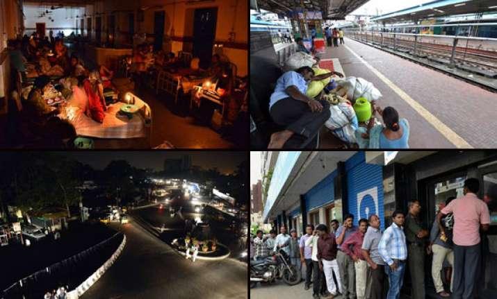 telangana trains run on diesel talks with striking power