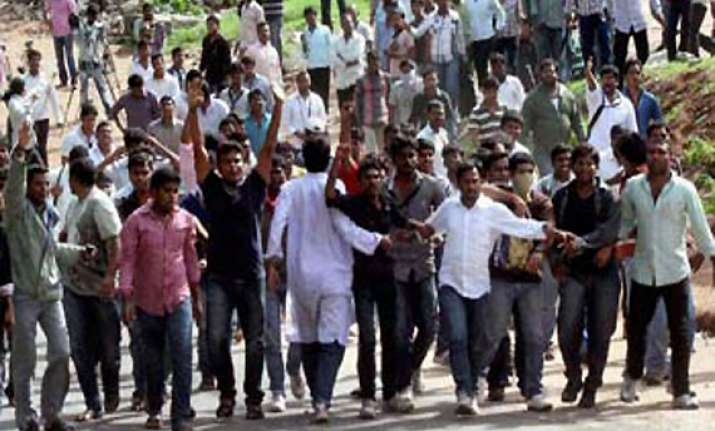 telangana issue central government offices closed due to