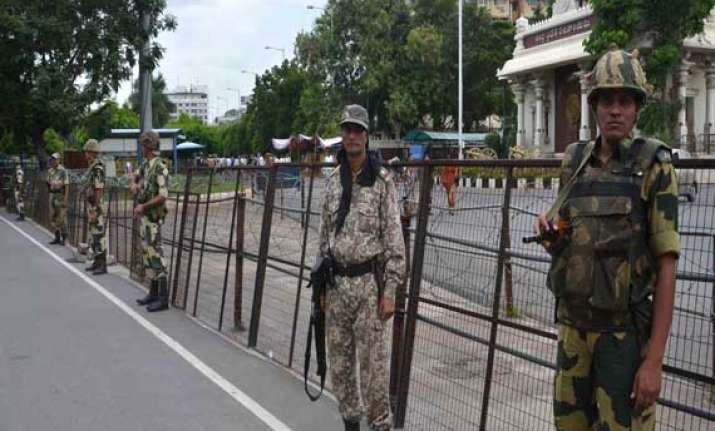 telangana shutdown hits normal life