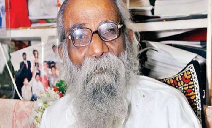 telugu writer jnanapith winner ravuri bharadwaja no more