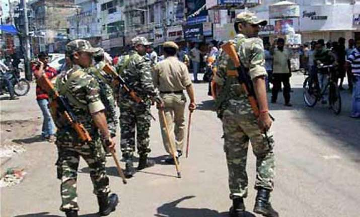 temple inside assam rifles premises blown up in mizoram
