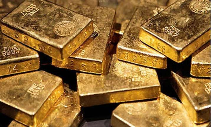 ten afghan nationals held for smuggling gold worth rs 10.6