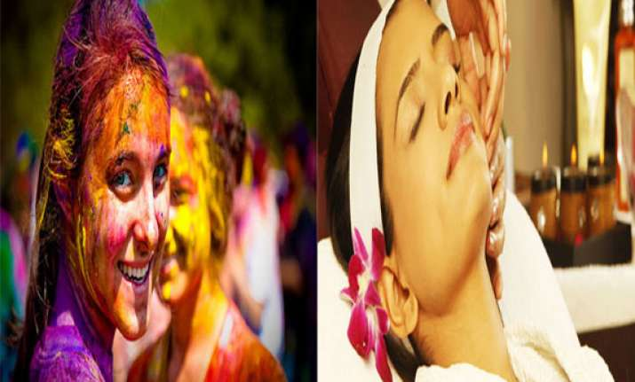 ten tips to save your skin from damage this holi