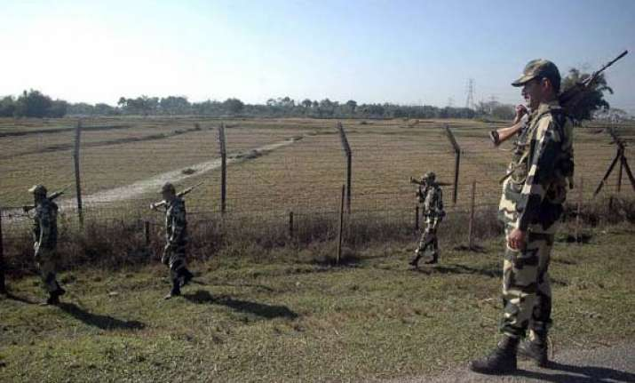 tension along india bangladesh border