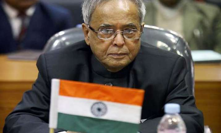 terrorism biggest threat to peace president mukherjee