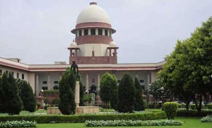 terrorist activities must be dealt with iron hands of law sc