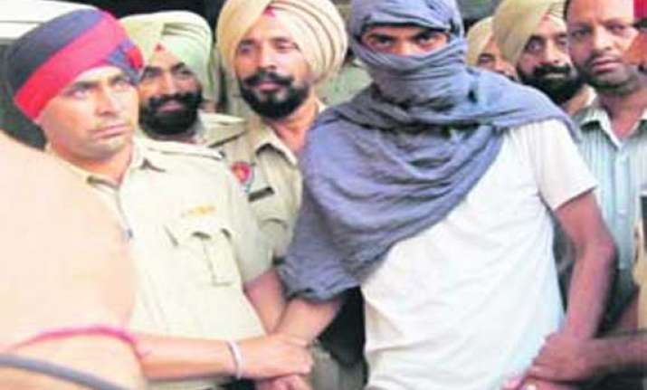 terrorist arrested at railway station