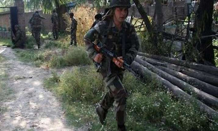 two let militants killed in encounter