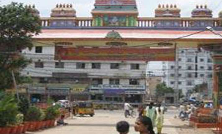 terrorists wanted to blast sai temple in hyderabad on a