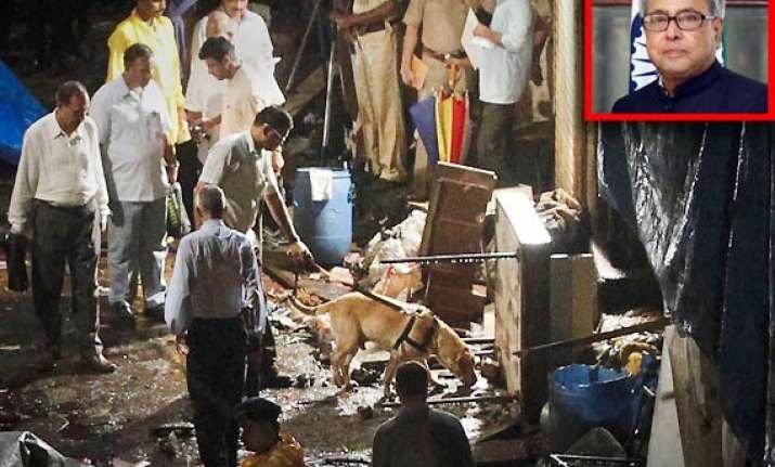 terrorists can t destablise india pranab