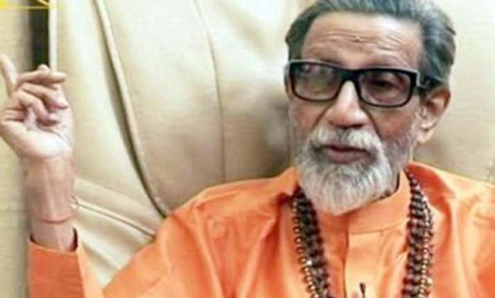 thackeray hits out at bhujbal