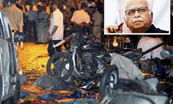 this is policy failure not intelligence failure says advani