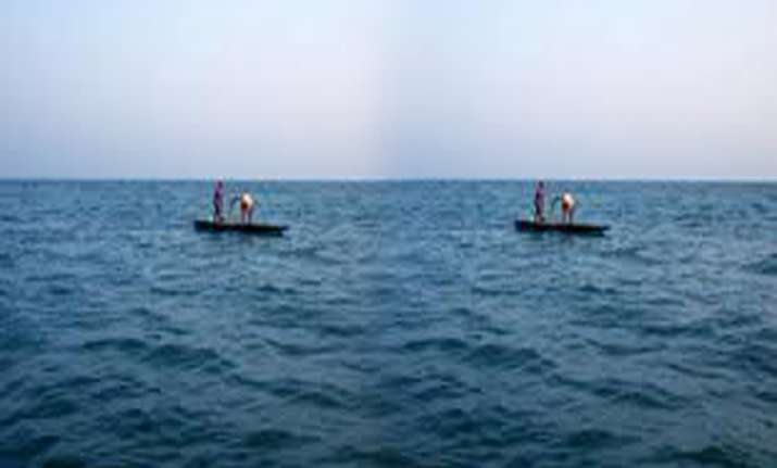 three fishermen drown in porbandar