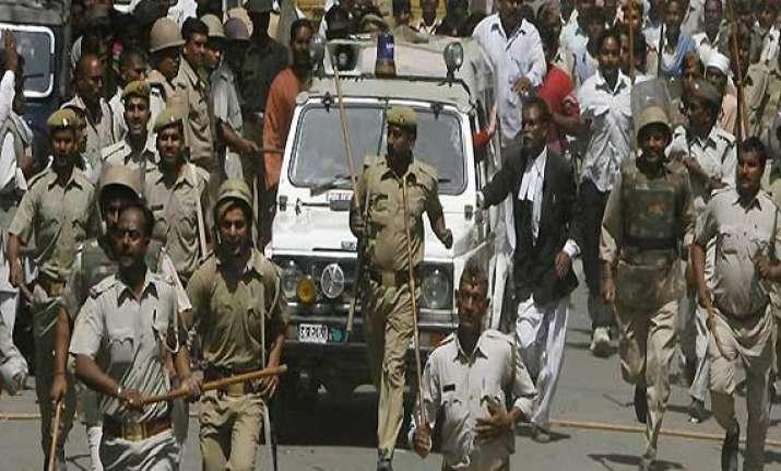 three held over post poll violence in odisha
