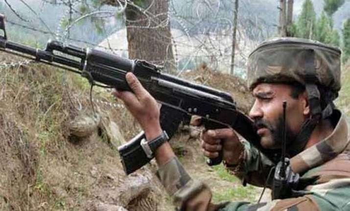 three intruders killed in jammu and kashmir