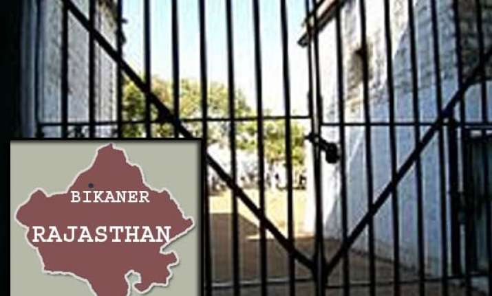 three prisoners killed in group clash at bikaner central