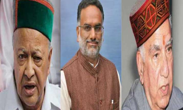 three way fight raises political tension in kangra