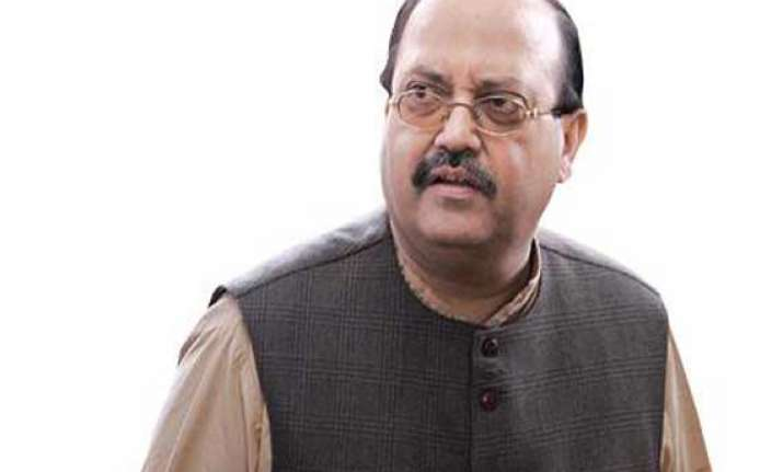 throw out tapas pal from party amar singh