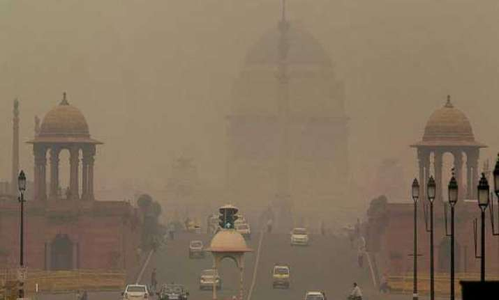 delhi could witness a dust storm again today many areas