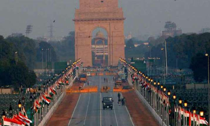 tight security in capital for republic day celebrations