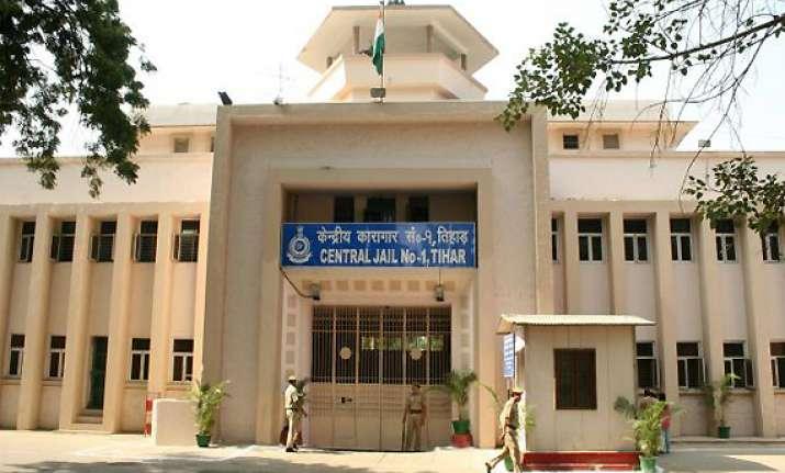 tihar jail to install body scanner