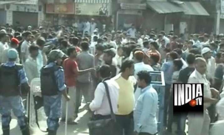 timeline of muzaffarnagar riots eve teasing incident led to