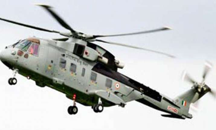 timeline of vvip chopper deal