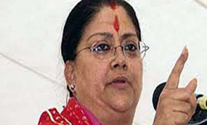 timely action by gehlot govt could have saved bhanwari raje