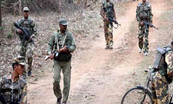 top chhattisgarh maoist gunned down