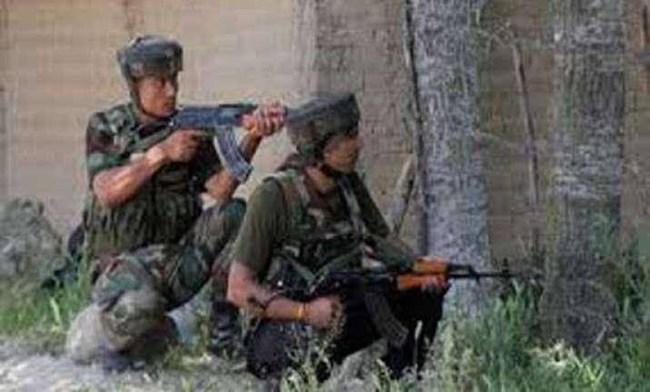 top lashkar militant killed in encounter