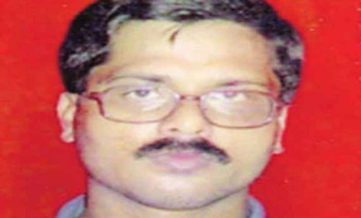 top odisha maoist leader sabyasachi panda held