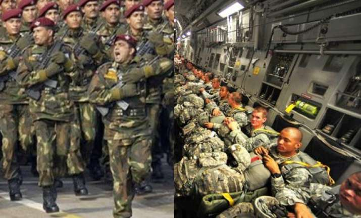 world s top 10 largest armies indian army at no 3