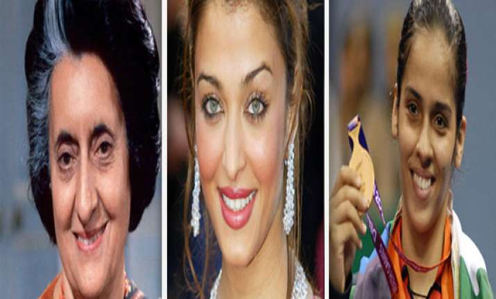 top 20 prominent women of india