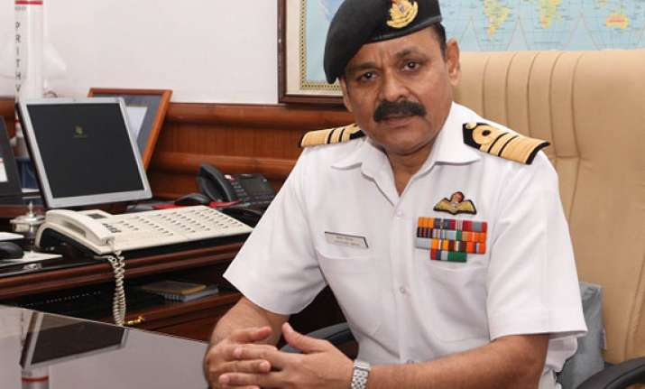 top naval officer superceded for navy chief s post suffers
