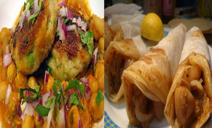 top 10 street foods of major indian cities